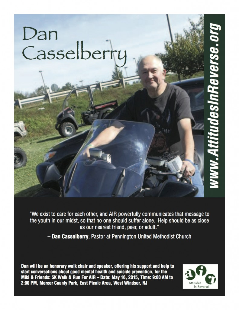 Casselberry poster